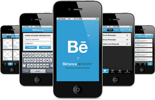 Iphone ipod application design vs web design for Designing an iphone app